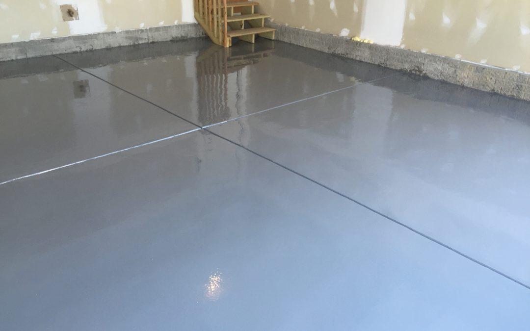 Benefits Of Concrete Floor Coating Service Business Plans